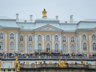 19.05.2016 | Peterhof, Sankt Petersburg, Russia