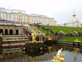 19.05.2016 10:54 | Peterhof, Sankt Petersburg, Russia