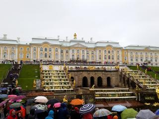 19.05.2016 10:55 | Peterhof, Sankt Petersburg, Russia