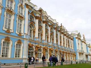 19.05.2016 14:31 | Catherine's Palace, Sankt Petersburg, Russia