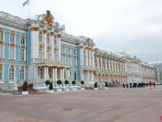 19.05.2016 | Catherine's Palace, Sankt Petersburg, Russia