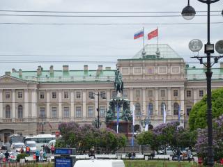 19.05.2016 | Sankt Petersburg, Russia