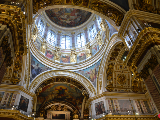 19.05.2016 | St. Isaac's Cathedral, Sankt Petersburg, Russia