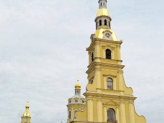 20.05.2016 15:42 | Cathedral of Saints Peter and Paul, Sankt Petersburg, Russia