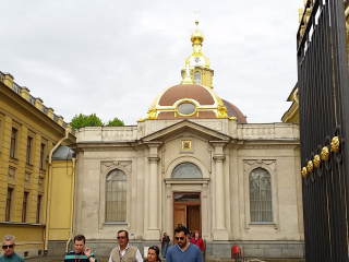 20.05.2016 15:43 | Cathedral of Saints Peter and Paul, Sankt Petersburg, Russia