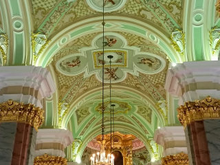 20.05.2016 15:45 | Cathedral of Saints Peter and Paul, Sankt Petersburg, Russia