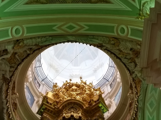 20.05.2016 15:48 | Cathedral of Saints Peter and Paul, Sankt Petersburg, Russia