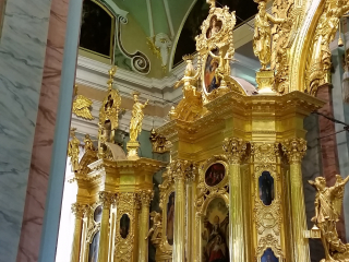 20.05.2016 15:49 | Cathedral of Saints Peter and Paul, Sankt Petersburg, Russia