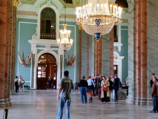 20.05.2016 15:52 | Cathedral of Saints Peter and Paul, Sankt Petersburg, Russia