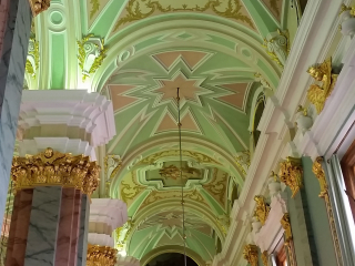 20.05.2016 15:54 | Cathedral of Saints Peter and Paul, Sankt Petersburg, Russia