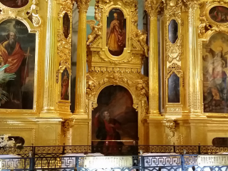 20.05.2016 15:59 | Cathedral of Saints Peter and Paul, Sankt Petersburg, Russia