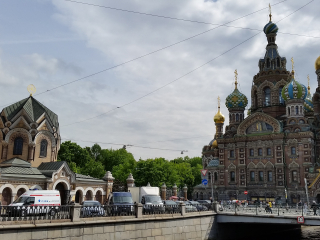 20.05.2016 14:57 | Church of Savior on the Spilled Blood, Sankt Petersburg, Russia