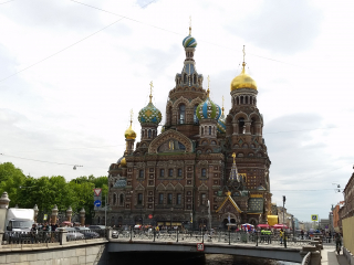 20.05.2016 14:58 | Church of Savior on the Spilled Blood, Sankt Petersburg, Russia