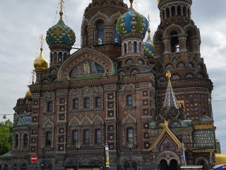 20.05.2016 14:59 | Church of Savior on the Spilled Blood, Sankt Petersburg, Russia