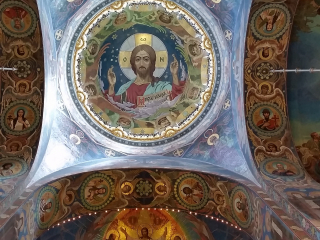 20.05.2016 15:04 | Church of Savior on the Spilled Blood, Sankt Petersburg, Russia