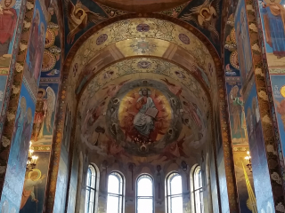 20.05.2016 15:09 | Church of Savior on the Spilled Blood, Sankt Petersburg, Russia