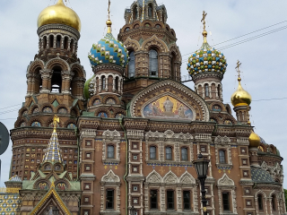 20.05.2016 15:16 | Church of Savior on the Spilled Blood, Sankt Petersburg, Russia