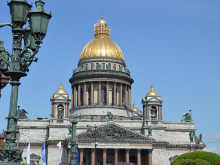 20.05.2016 | St. Isaac's Cathedral, Sankt Petersburg, Russia