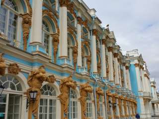19.05.2016 14:30 | Catherine's Palace, Sankt Petersburg, Russia