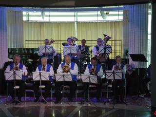 16.05.2016   Rostock Warnemünde Brass Band