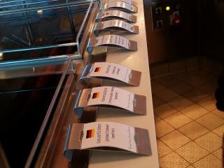 16.05.2016 17:39   German dinner Oceanview Cafe