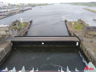14.05.2016 19:30   Locks to the North Sea