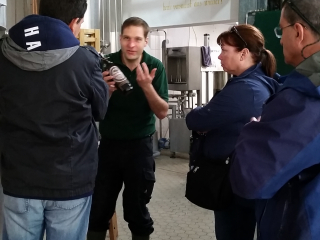 16.05.2016 12:50 | Trotzenburg Brewery, Rostock
