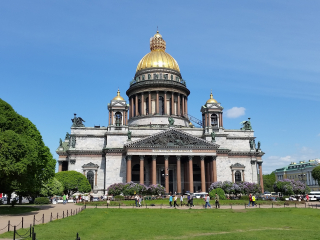20.05.2016 10:48 | St. Isaac's Cathedral, Sankt Petersburg, Russia