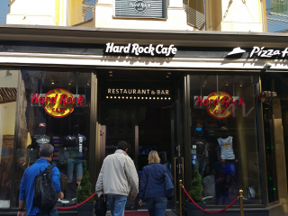 21.05.2016 11:08 | Hard Rock Cafe, Helsinki